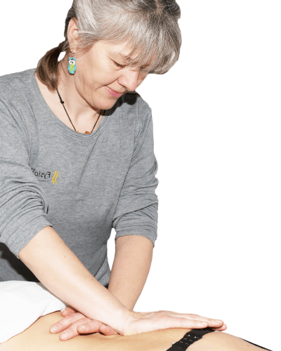 Osteopati behandling ved fysioterapeut Inge Christensen