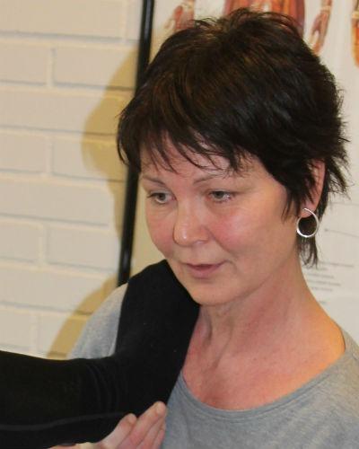 Julia Madsen Fysioterapeut i osteopatiske teknikker
